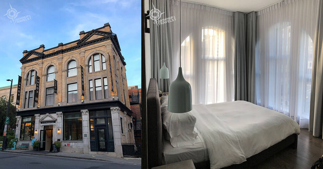Boutique Accommodations Trois-Rivieres OuiGo