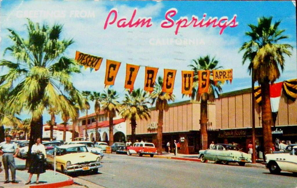 Following in Celebrity Footsteps on a Palm Springs Getaway