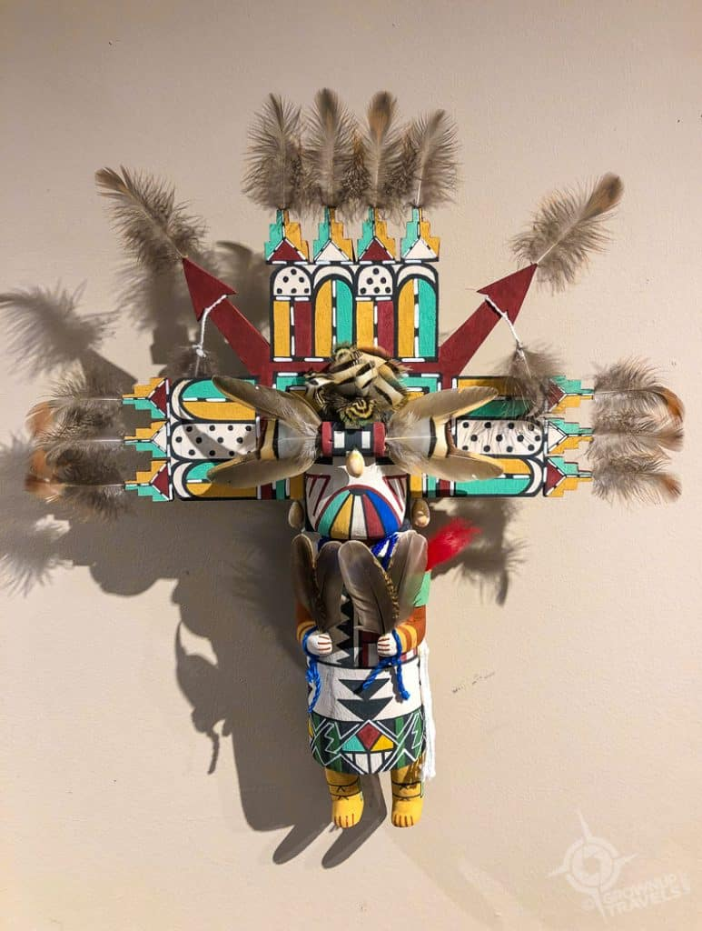 Kachina at Heard Museum Shop Phoenix