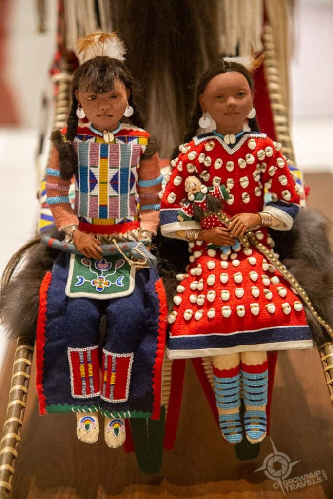 Maternal Journey Girls Rhonda Holy Bear Heard Museum Phoenix