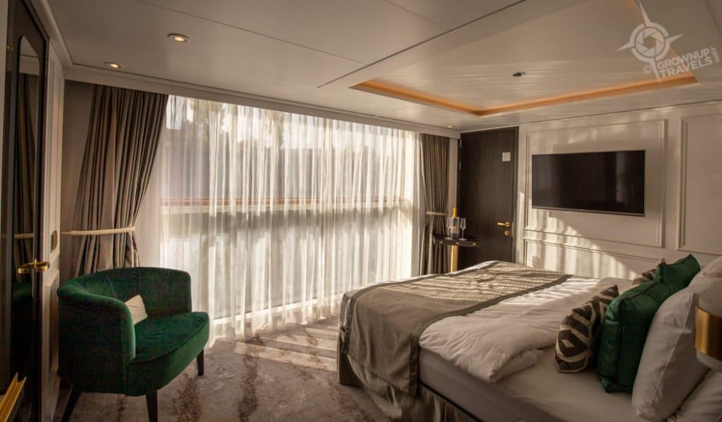 Crystal River Cruise Crystal Mahler stateroom