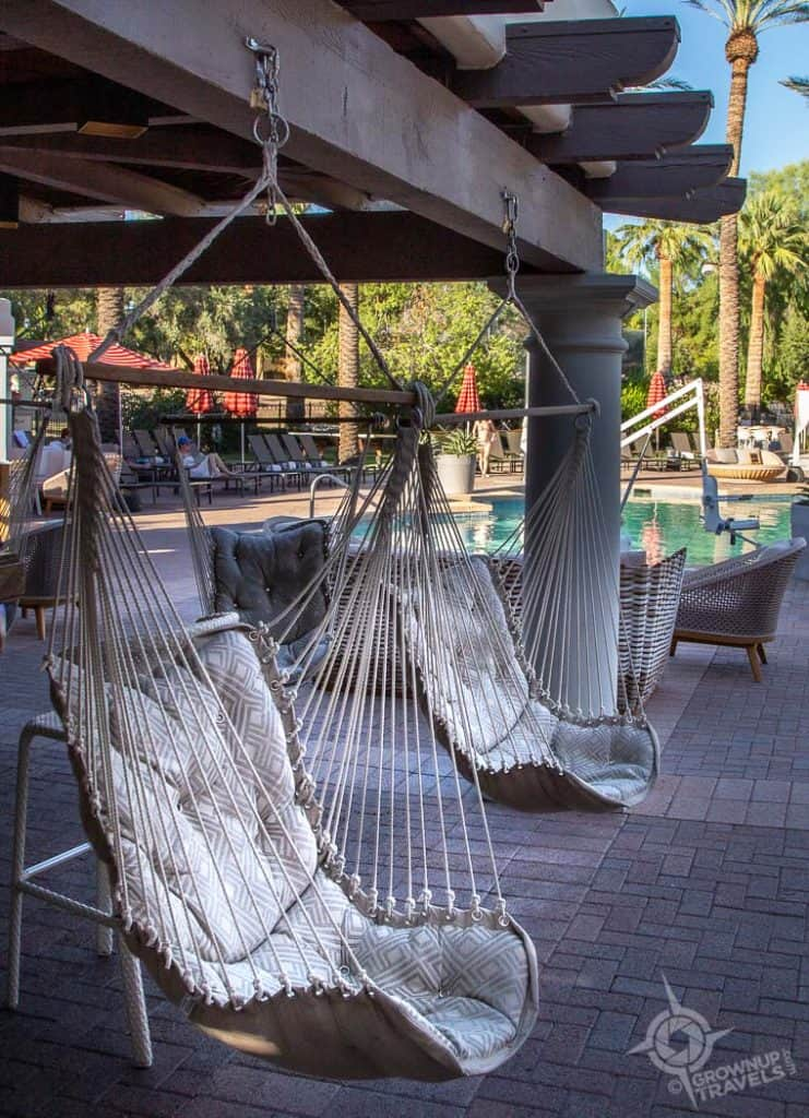 Fairmont Princess Scottsdale Hammock Swings