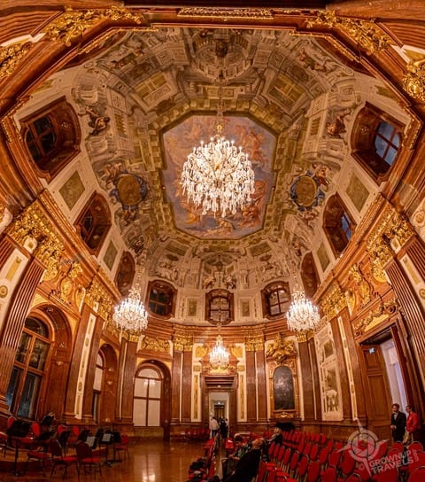 Marble Hall Belvedere Palace Concert