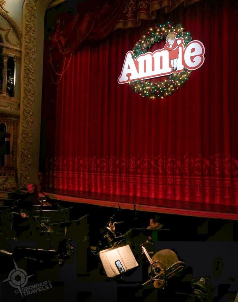 Annie at the Music Hall Portsmouth NH