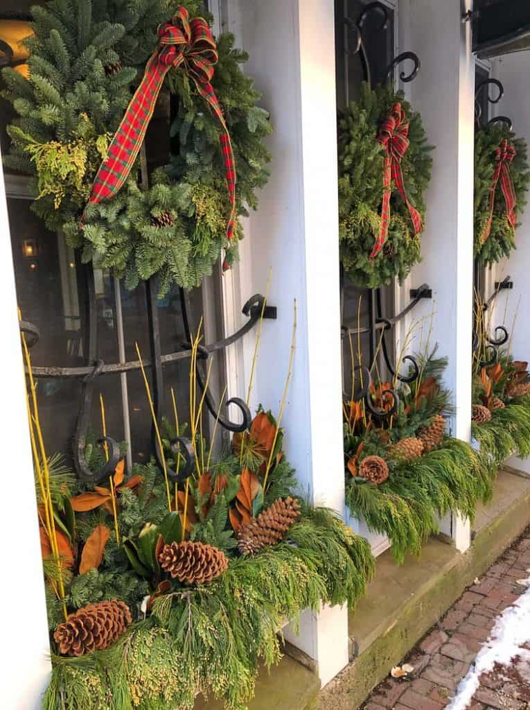 Decorated Windows Portsmouth NH
