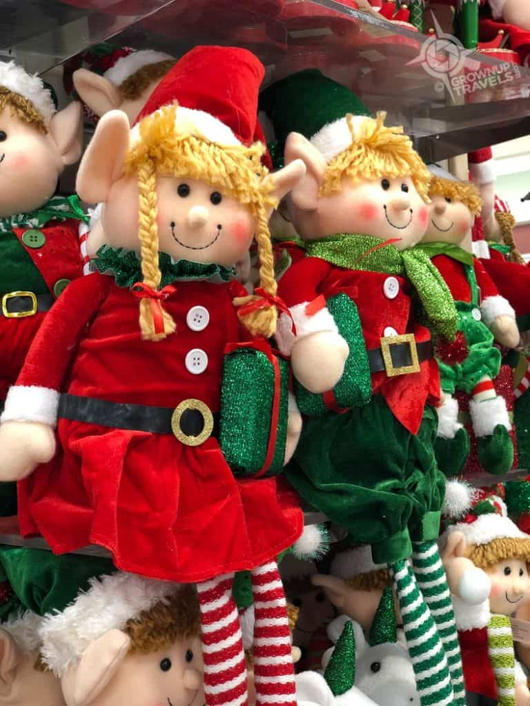 The Christmas Tree Shop elves Portsmouth NH