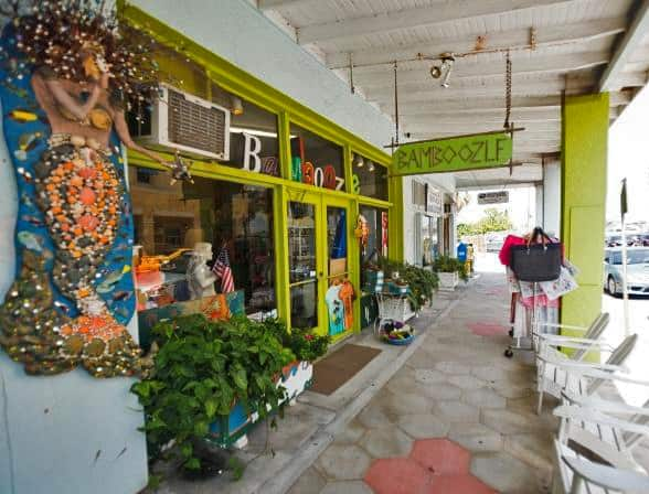 Bamboozle store Passe-A-Grille St. Pete
