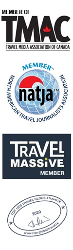 Grownup Travels Media badges 2020