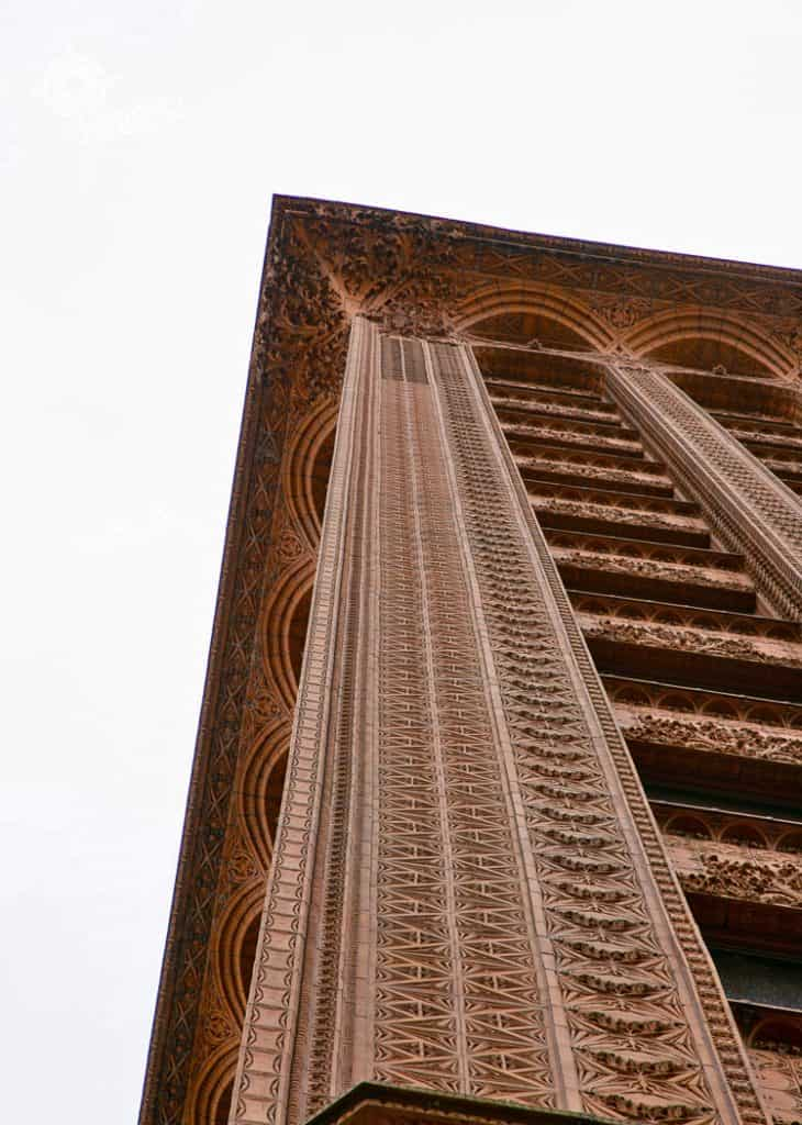 Buffalo Architecture Guaranty Building skyscraper column designjpg