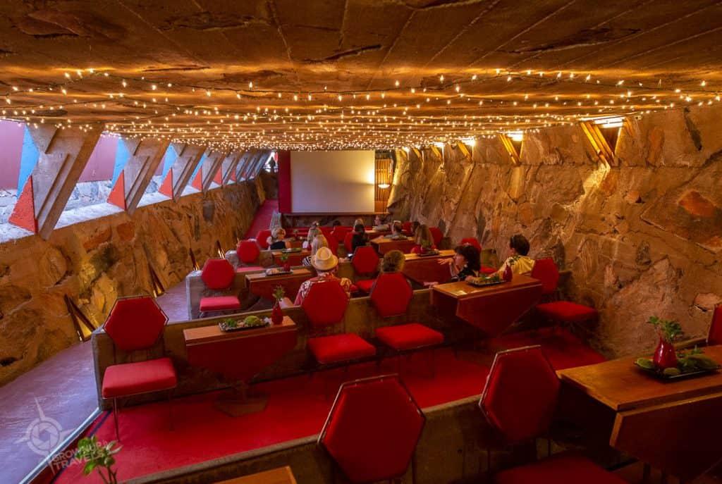 Taliesin West Cabaret Cave