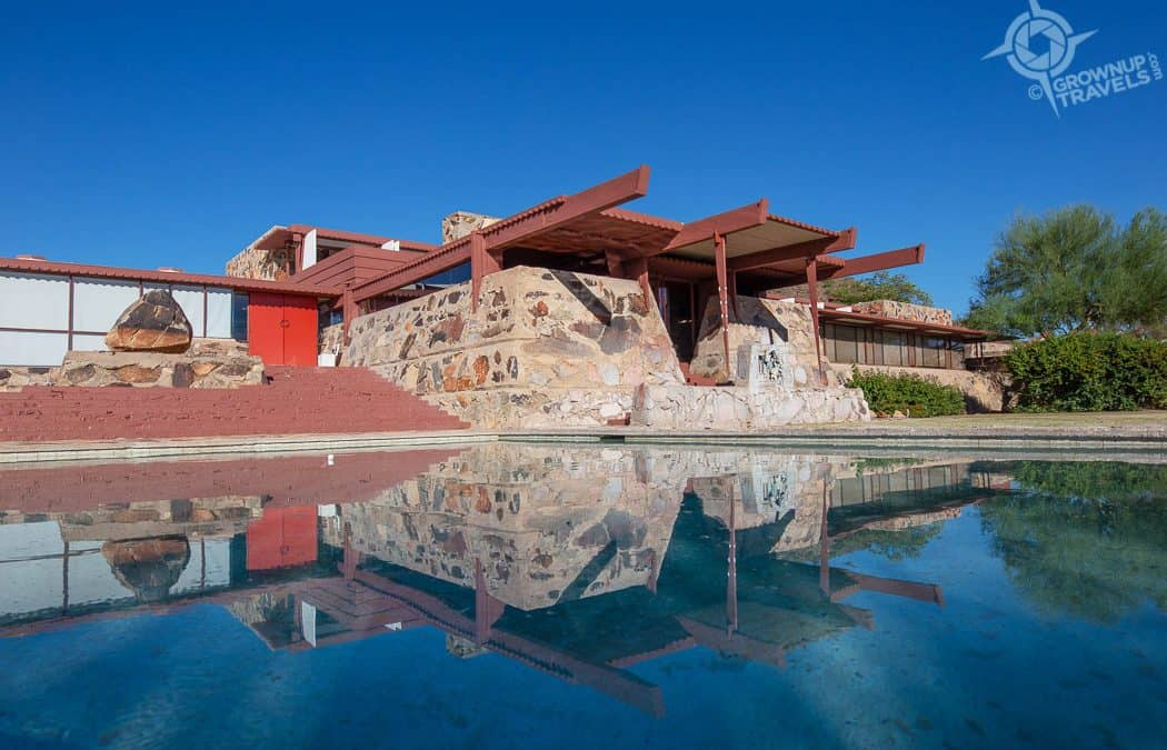 Taliesin West: Frank Lloyd Wright's Desert Commune