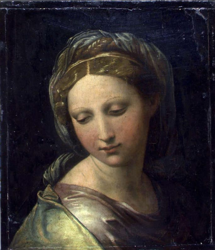 the Perla of Modena Raphael