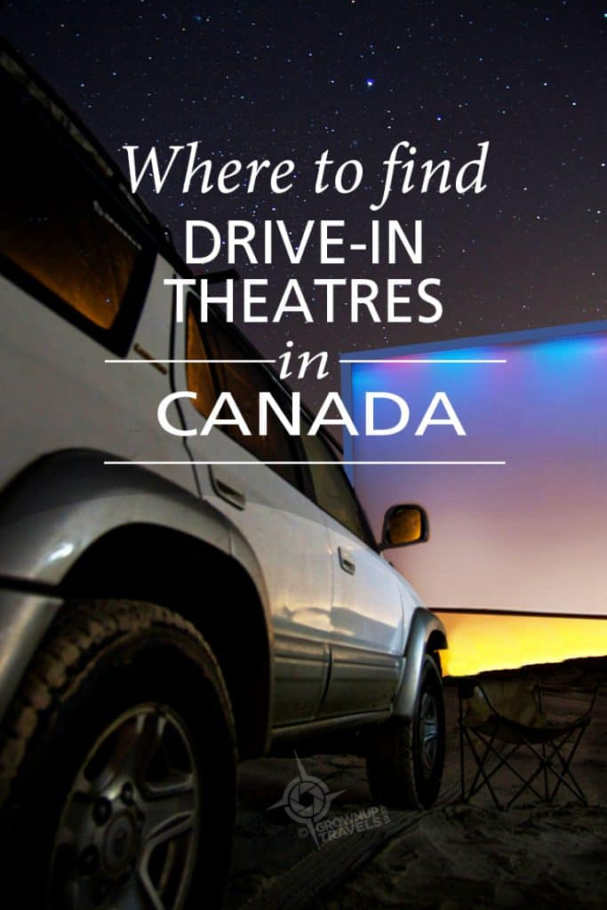 PINTEREST_Drive in Theatres Canada