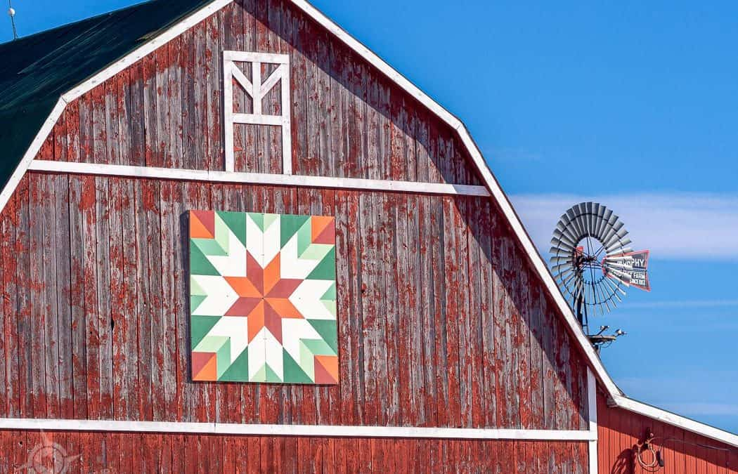 Barn Quilt Trails: the Perfect Day Trip to the Country