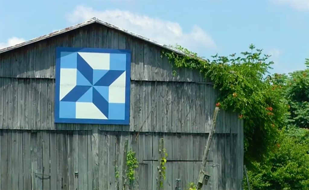 Donna Sue Groves barn quilt