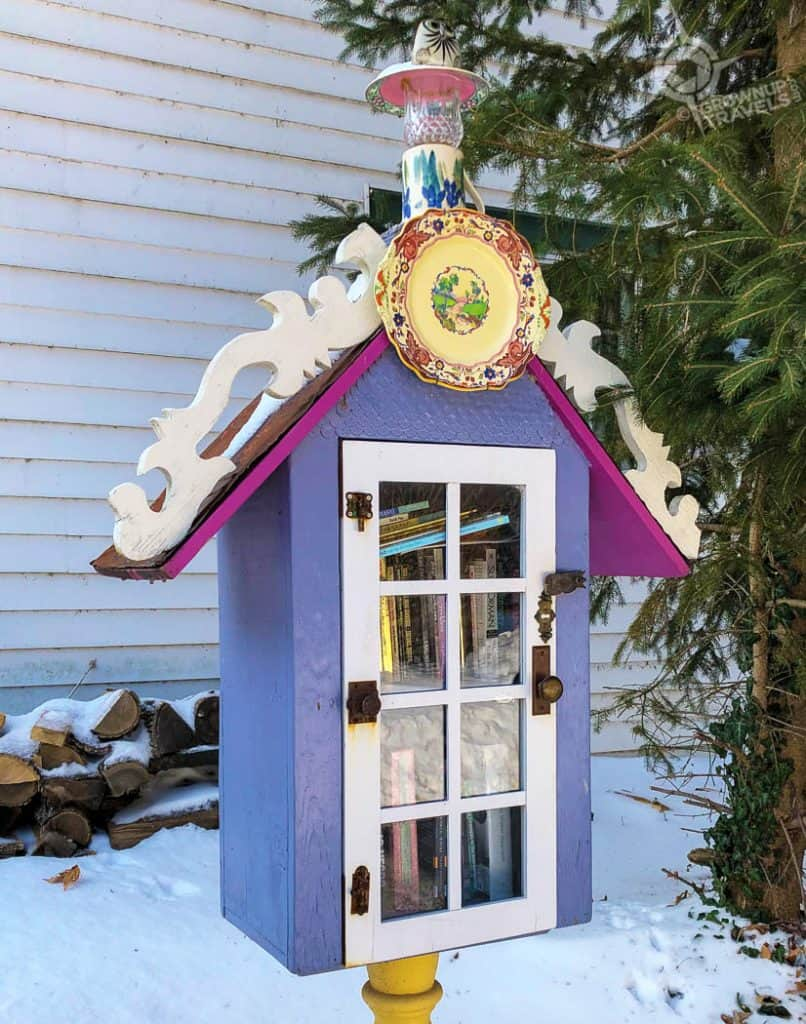 Grimsby Little Free Library