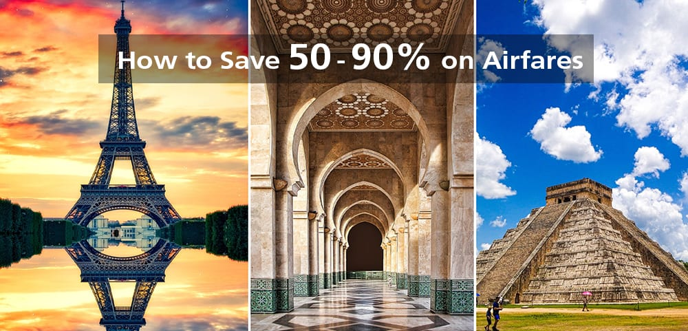 How to Save Hundreds on Airfare: Dollar Flight Club Review 2021