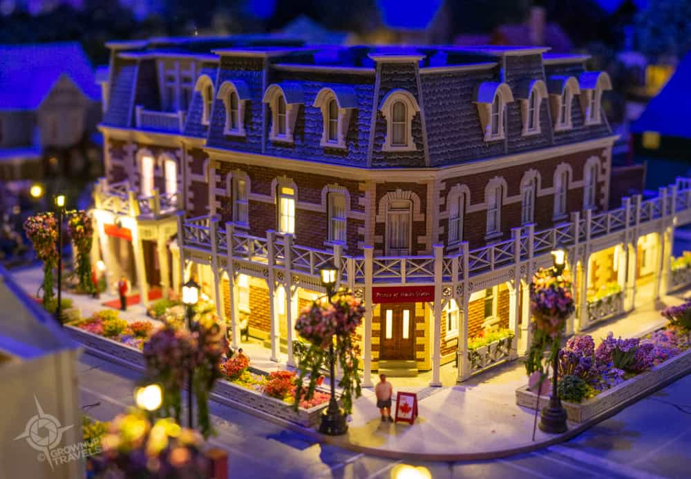 Little Canada Prince of Wales Hotel Niagara on the Lake
