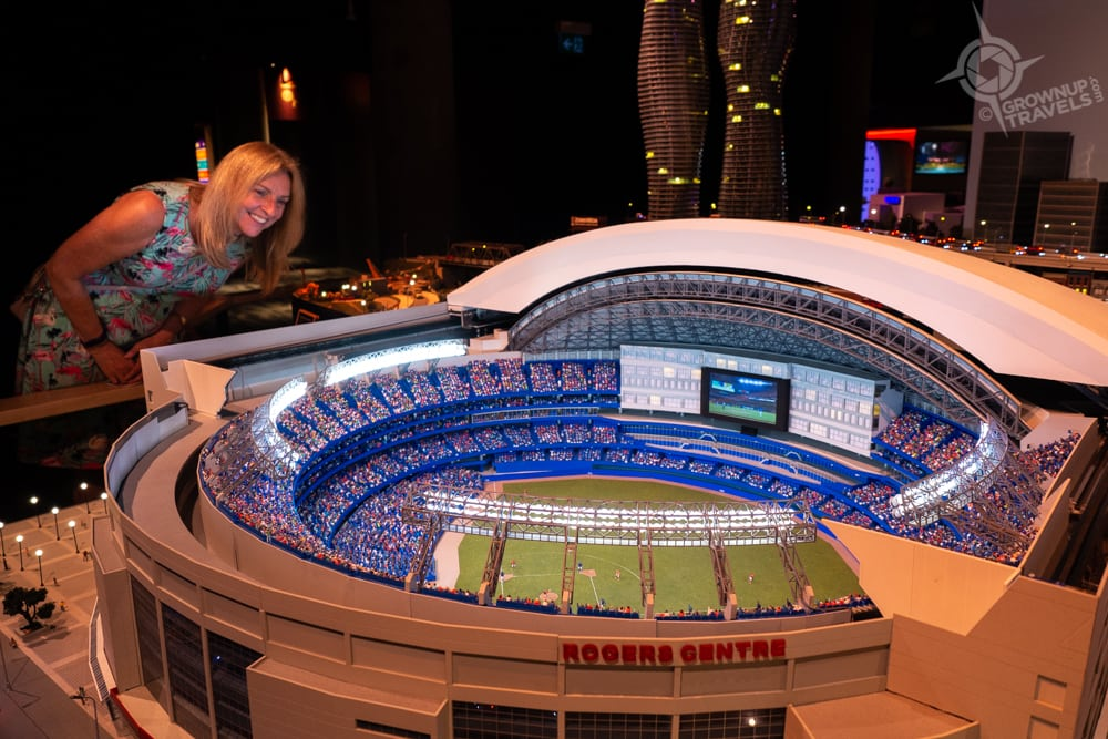Little Canada Toronto Rogers Centre SkyDome