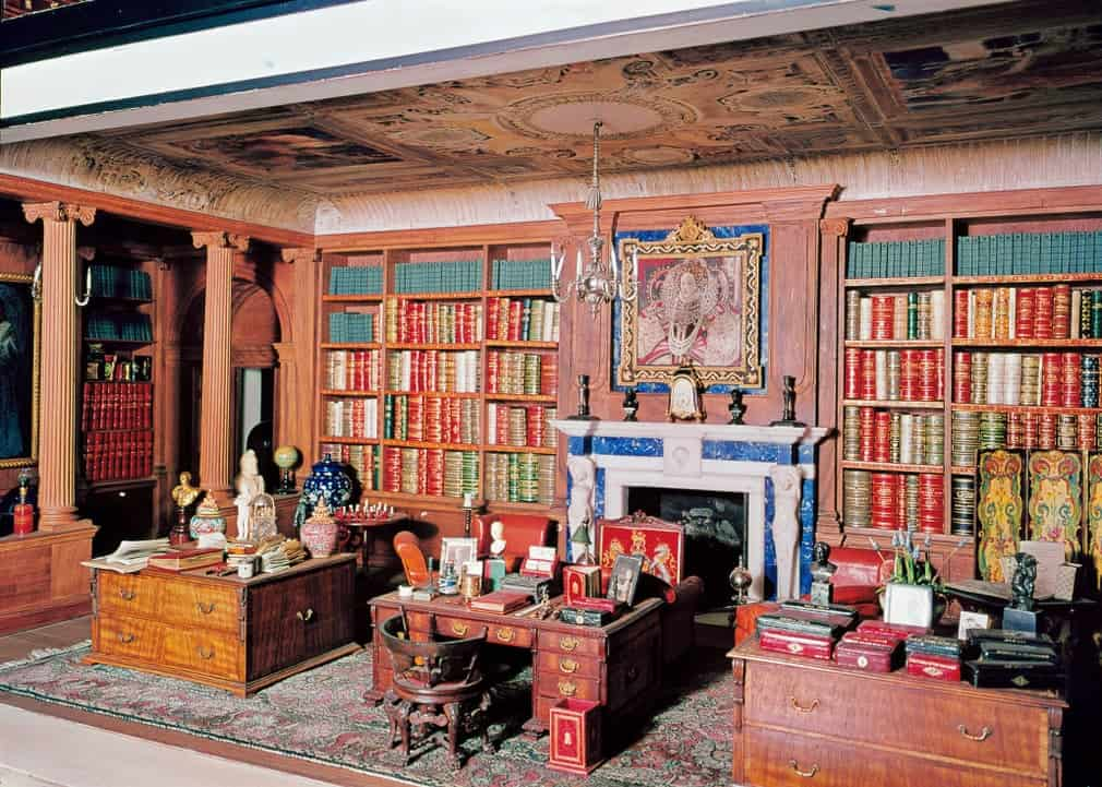 Queen Mary Dollhouse Royal Collection Trust